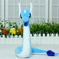 1pcs Pokemon Go Dragonair Dragon Soft Plush Toy Doll Pillow Gift 70CM
