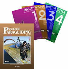 Book & DVD Set: PPG Bible and Master PPG DVD series 1-4 by Jeff Goin - Paramotor
