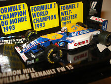 F1 WILLIAMS RENAULT FW 15  MICROCHAMPS 1/64