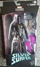"""Walgreens Exclusive Marvel Legends Silver Surfer Action figure Black Obsidian 6"""""""