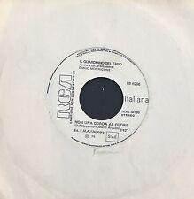 """IL GUARDIANO DEL FARO ENNIO MORRICONE RARO 45GIRI (7"""") PROMO OST '79 LABEL WHITE"""
