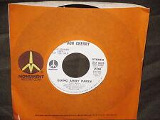 "Don Cherry ""Going Away Party"" 45 Single PROMO Mono/Stereo"