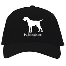 Pudelpointer silhouette Embroidered Baseball Cap