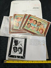 5 Sheets Feinstein Foundation Stamps JFK Marilyn Monroe Famous Faces of the 20th