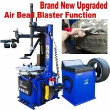 1.5 HP Automatic Tire Changer Wheel Changers Machine Rim Balancer Combo 960 680