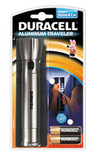Duracell Aluminium Xenon Taschenlampe Alu Lampe hell Flash Light Outdoor Camping