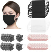 10/20/30x Protective Face Mask Easy Breathable for Dust Haze Germs Air Purifying