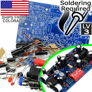 FM Transmitter Radio Station Stereo BH1417F - DIY Kit - Soldering Required