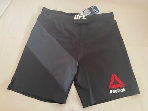 32M Men/'s BAD BOY Club Black Shorts MMA UFC Training Ripstop Fight Workout NWT