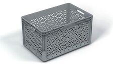 Eurobox 60 x 40 x 32 cm - Stapelkorb, Brotkasten, Cateringbox - günstig!