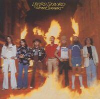 LYNYRD SKYNYRD Street Survivors BANNER HUGE 4X4 Ft Fabric Poster Flag album art