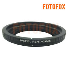 Hasselblad HB V C / CF lens to Pentax 645 Pk645 645D 645N 645Z Camera Adapter