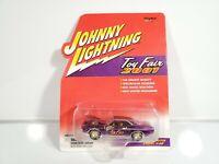 JOHNNY LIGHTNING  - 2001 TOY FAIR - 1970 PLYMOUTH 'CUDA 440 - DIECAST NOC NEW