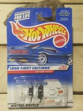 1998  Hot Wheels  First Editions  Fathom This  Card Collector #682  NIP (B9)