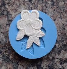 silicone sugarcraft mould Lace Flower/Leaves