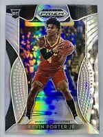 2019-20 Panini Kevin Porter Jr. Silver Prizm Rookie Card RC Houston Rockets 🚀