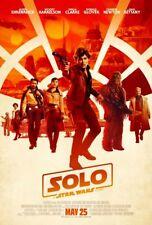 Authentic Han Solo Star Wars Blu-ray Digital Copy Pre-Order Lucasfilm ReleaseTBD