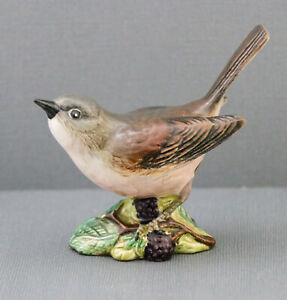 "Vintage Beswick Figurine ""Whitethroat"" 2106. Beautiful"
