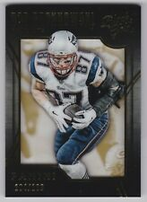 2015 Panini Black Gold Rob Gronkowski 194/199 Patriots