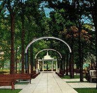 Highland Park, Meridian, MS Vintage Postcard P100