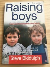 Raising Boys: Why Boys are Different by Steve Biddulph