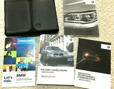Manuales de operador y de dueño Serie 5 BMW