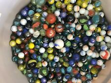 A Mixed Lot of 250 New Glass Marbles