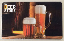 The BEER STORE MUG & STEIN Collectible gift card (NCV) Bilingual