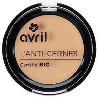 Correcteur & Anti-cernes Nude Certifié Bio Vegan 100% Naturel Cosmétique AVRIL