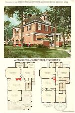 Mt. Vernon, N. Y. -  Scientific American Architects and Builders Edition - 1894