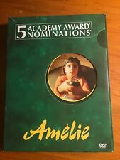 Amelie 2-Disc Special Edition Dvd Digipack W/ Slipcover -Like New
