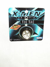 NEW~ X-MEN~TIE TAC AUTHENTIC COLLECTIBLE MARVEL 2000, NICKEL
