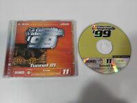 Tunnel B1 Ocean Arcade Set PC Ausgabe Spanien Cd-Rom