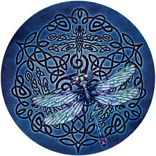 Celtic Dragonfly - Bumper Sticker / Decal