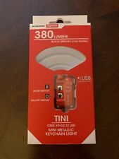 Supreme Nitecore Tini Keychain Light Color RED (FW19)