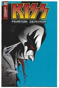 KISS Phantom Obsession #2 2021 Unread Jae Lee Main Cover A Dynamite Comic Book