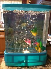 toy  sea view litetyme  fish tank