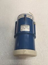 3717 Mennekes  Wall mounted phase inverter inlet Poles:5p 3717ZA