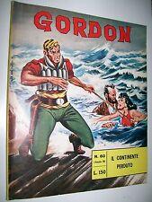 GORDON-N. 60-IL CONTINENTE PERDUTO-5 NOVEMBRE 1966-FLASH-BS!