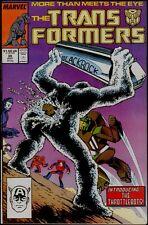Marvel Comics TRANSFORMERS #30 NM- 9.2