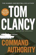 Command Authority by Tom Clancy (Hardback, 2013)