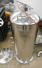 Pall Stainless Steel Filter Housing 45950 Without Base 125 Psig At 200 F