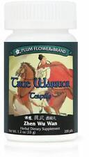 Plum Flower, True Warrior Teapills, Zhen Wu Tang Wan, 200 ct