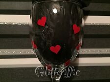 x65 MINI LOVE HEARTS Valentine's Day Vinyl Decal Sticker DIY Glitter Wine Glass