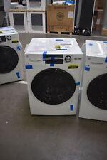 """GE GFW148SSMWW 24"""" White Front-Load Washer NOB #85777 HRT"""
