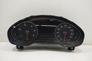 Audi A8 4H Speedometer Instrument Cluster Tachometer Clock Taho 4H0920910D