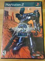 Armored Core 2 (Sony PlayStation 2, 2000) CIB fast ship