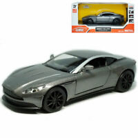 Aston Martin DB11 AMR Coupe 1:32 Model Car Diecast Toy Vehicle Gift Kids Gray