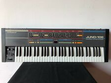Roland Juno 106 Vintage Polyphonic Analogue Synthesiser Synth Serviced 60 6