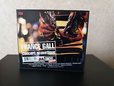 France GALL - concert acoustique 2 CDs